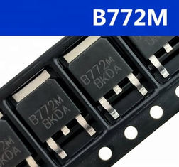 TO-251-3L Tip Power Transistors B772M PNP VCEO -30V Materiał silikonowy